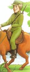 Animale Calul si soldatul modul de viata si caracteristicile lui animal .com .ro