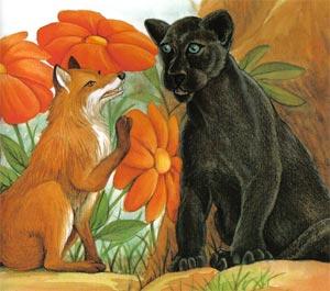 Animale Vulpea si pantera modul de viata si caracteristicile lui animal .com .ro